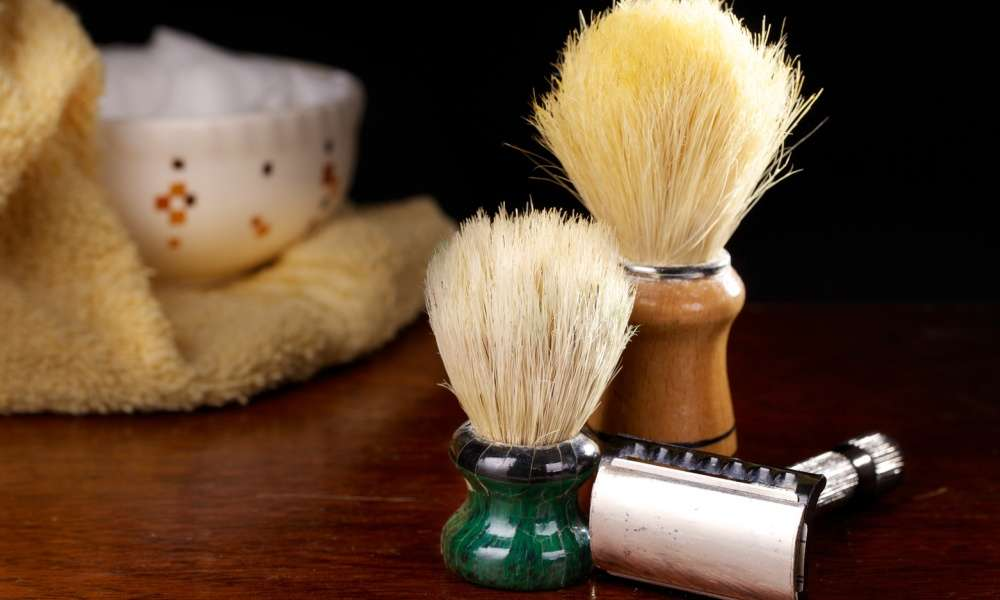 Badger vs. Boar Shaving Brush