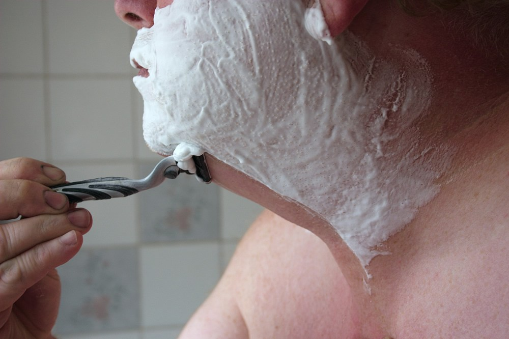 The Three Pass Shave How It Works