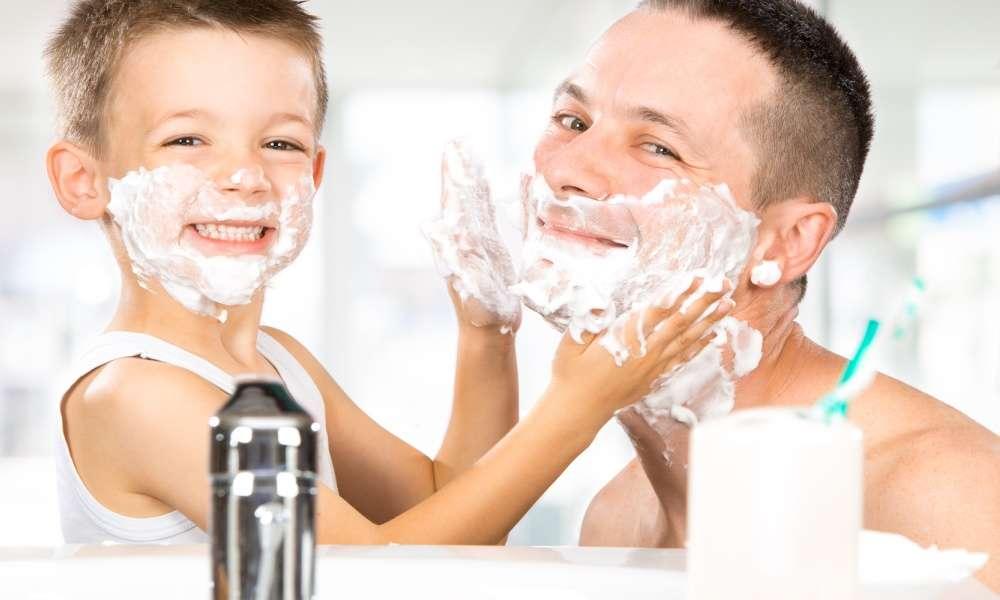 Foaming Gel VS Shaving Cream